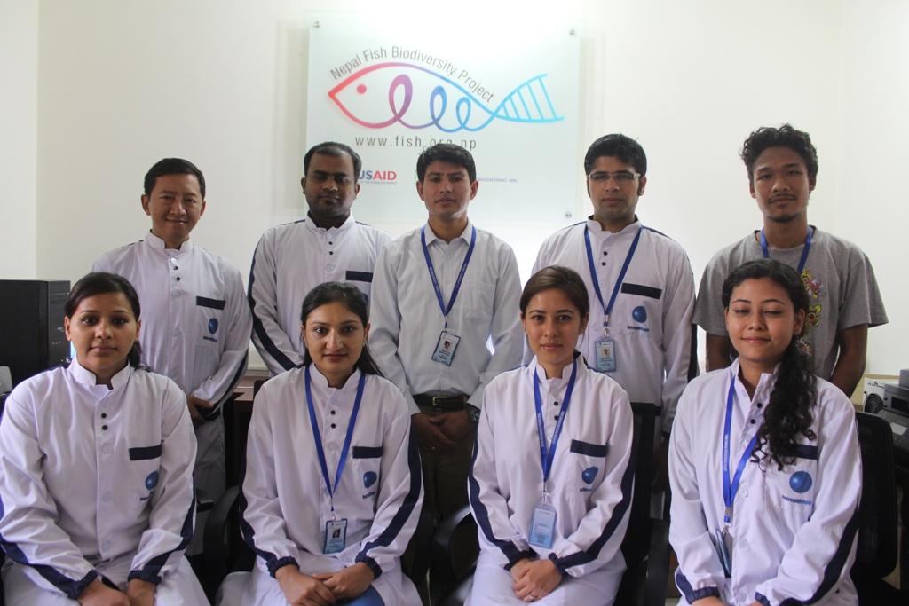 NFBP (Nepal Fish Biodiversity Project)